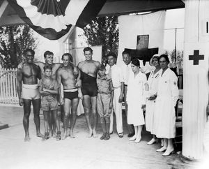 1932 Olympic Swimming Tryouts