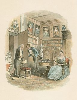 Bleak House by Charles Dickens in 1852-1823 the novel which satirised the misery