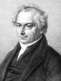 Heinrich Wilhelm Mathias Olbers (1758-1840), German astronomer and physician. (1864)
