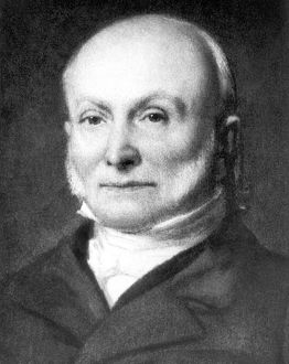 John Quincy Adams, 6th American president
