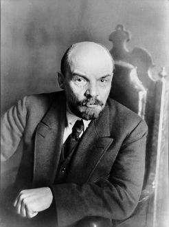 Lenin in moscow on march 2-6, 1919.